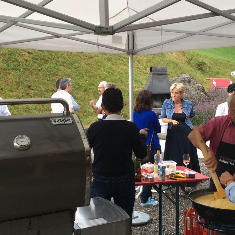 Sommerfest FDP.Die Liberalen Feusisberg-Schindellegi